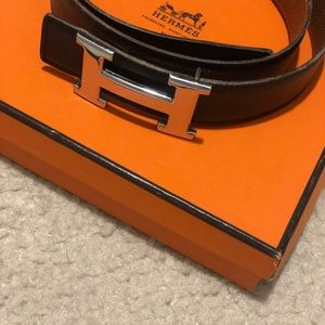 Women's Hermès Belt